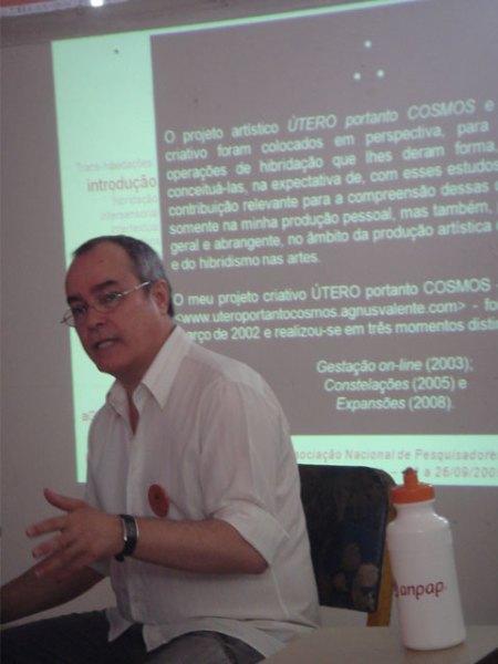 ANPAP 2009. Apresentação de Agnus Valente.